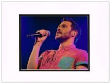 Will Young Autograph Signed Photo